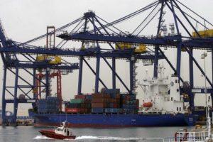 puerto valencia portacontenedores