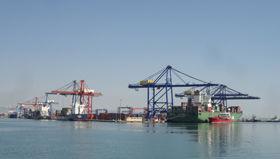 Valenciaport cerró el primer cuatrimestre con más de 23 millones de toneladas de mercancías movidas