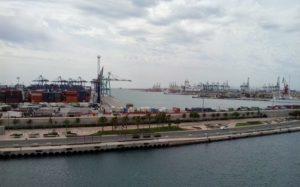 Puerto Valencia Ampliacion